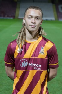 Bradford City Academy - Curtis Peters