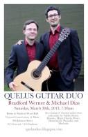 Quelus-march-13-poster2