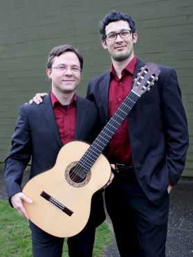 Quelus Duo with Bradford Werner & Michael Dias