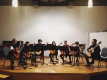 Student Guitar Ensemble 2020