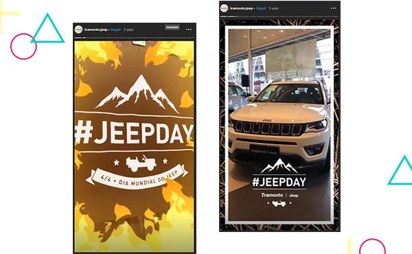 Jeep Day Dia especial para quem tem sede de aventura.