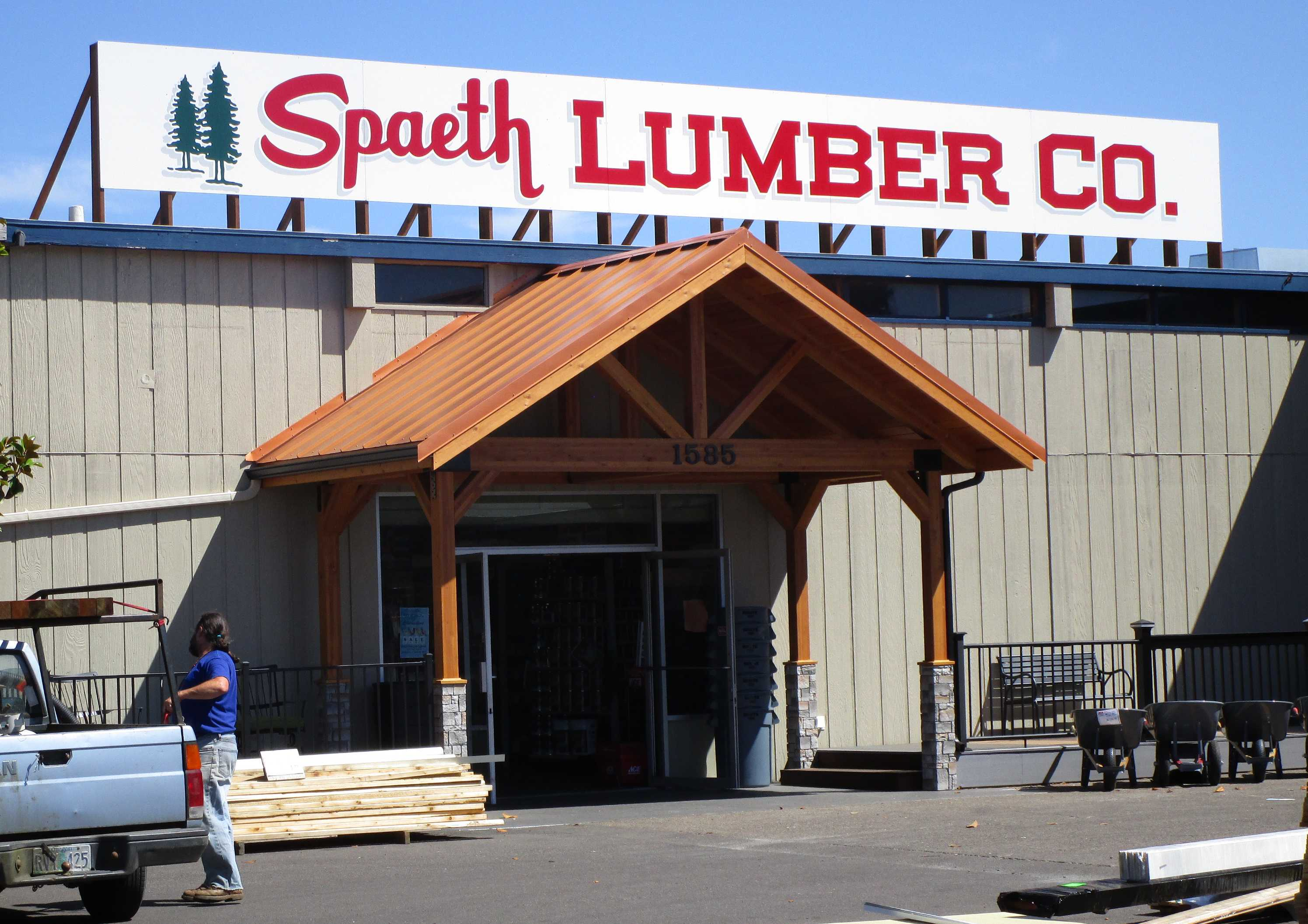 Photo Of Spaeth Lumber Home Center Corvallis Or United States