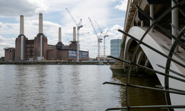 Cosmetic Homicide: The Death of Battersea Power Station