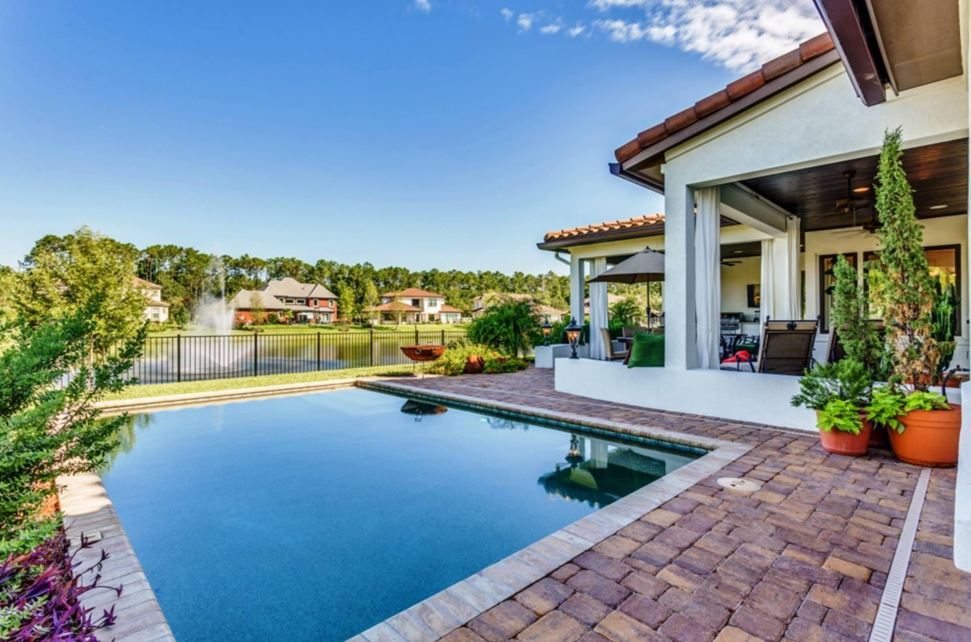 Pool Homes For Sale Jacksonville Fl Inground Pools