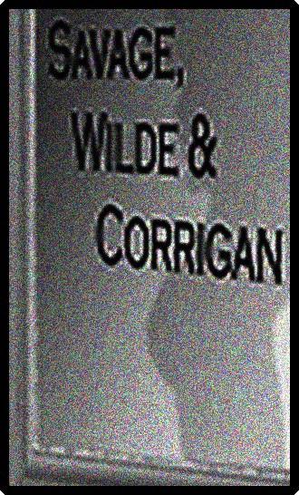 Savage, Wilde & Corrigan animatic