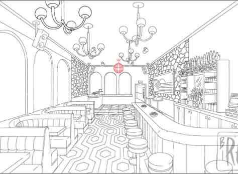 Bob's Burgers environments