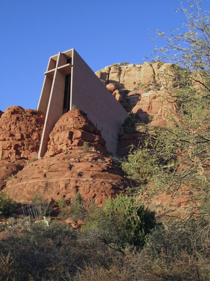 April 12th: Church in the rock