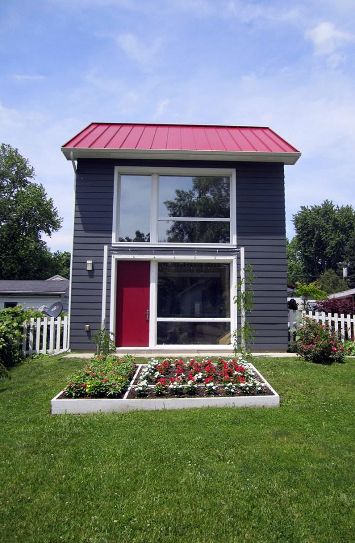June 3rd: Cool house (Urbana, IL)