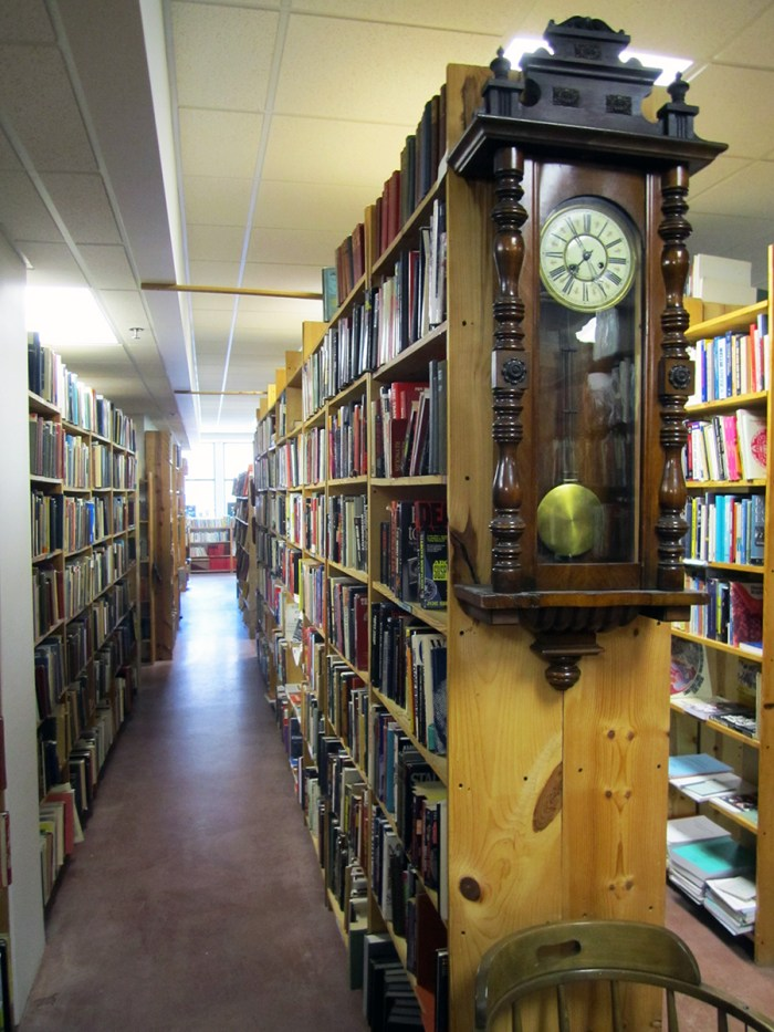 Used Bookstore
