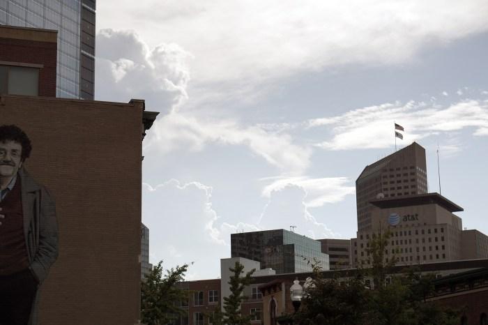 August 31st: Vonnegut and buildings