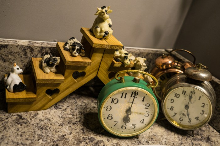 Clocks and Cows