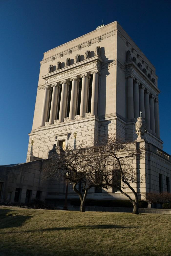 Feb. 6th: Indiana War Memorial
