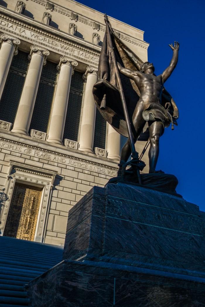 Feb. 7th: Indiana War Memorial
