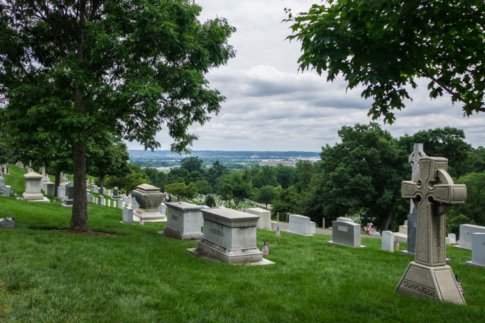 June 23rd: Arlington National Cemetery