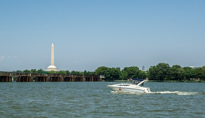 June 22nd: Potomac River
