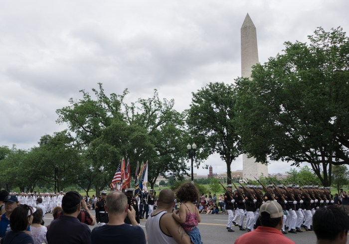 June 10th: Memorial Day Parade