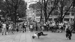 Sept 5th: Dancer