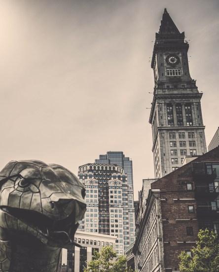 Sept 2nd: Downtown Boston