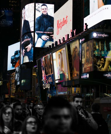 Oct 31: Times Square