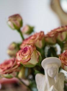 Oct. 10th: Flowers & Angel