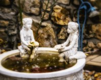 Dec 11: Fountain