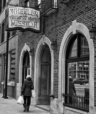 Jan. 18th: Wheeler Mission