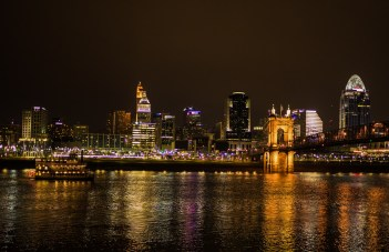 March 20: Cincinnati at Night