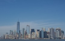 NYC from the Staten Island Ferry