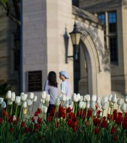 April 26: IU Campus