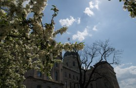 May 4: Capitol Building Downtown Indy