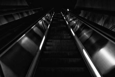 June 18: Escalator in DC
