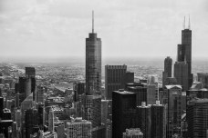 Aug 15: Chicago (from Hancock Building)