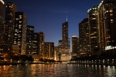 Aug 13: Chicago at Night