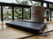 Aug 2: Hopscotch Coffee Shop, Bloomington
