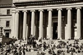 Jan 2: Columbia University