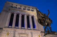 Dec 10: War Memorial