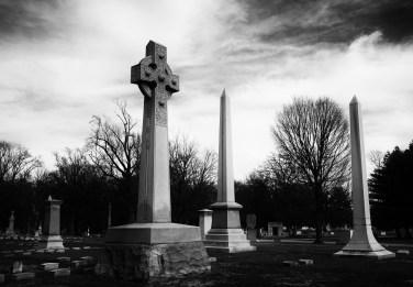March 12: Grave Stones