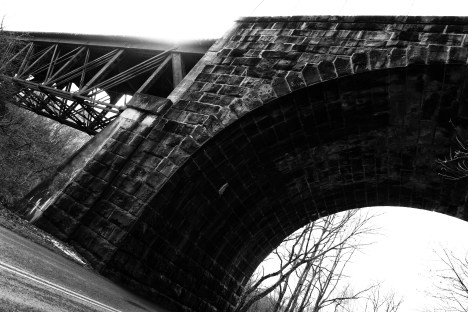 Feb 27: Bridge in Richmond, IN