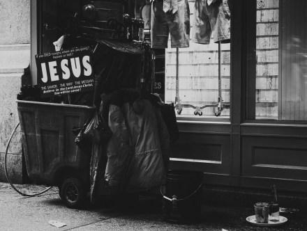 May 11: Jesus Saves
