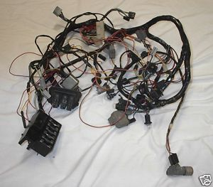 Reconditioned Wiring Harnesses