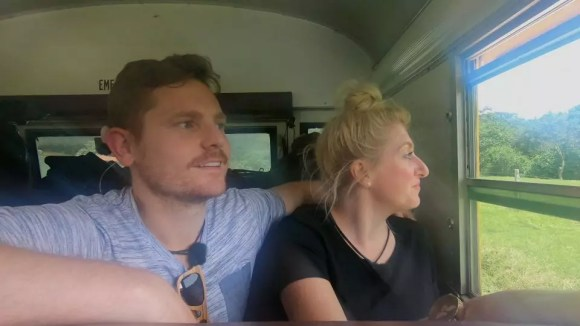 Jen and Rob Race Across the World