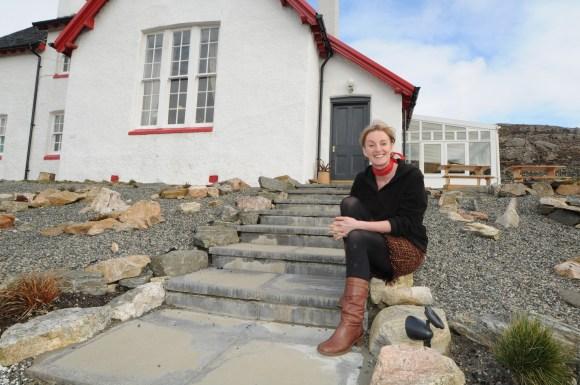 Marianne Campbell outer hebrides female entrepreneur