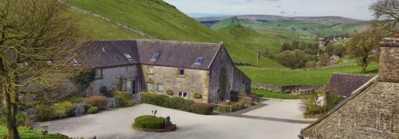 Wheeldon Trees Farm best self-catering accommodation peak district