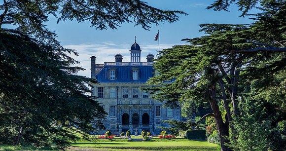 Kingston Lacey House Dorset England UK by Tabbipix Wikimedia Commons