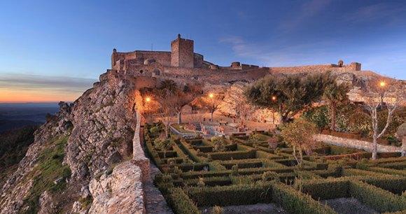 Marvao Castle Alentejo Portugal Europe by ARoxoPT Shutterstock