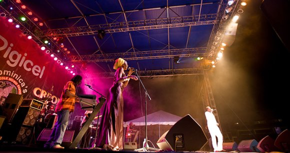 World Creole Music Festival by Paul Crask
