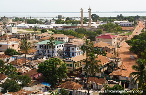 Banjul, The Gambia by Ariadne Van Zandbergen