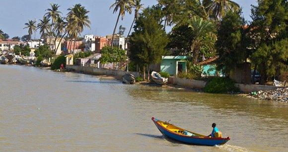 Saint Louis Senegal © Antpun, Dreamstime