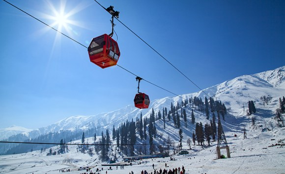 Gulmarg Ladakh by Images of India, Shutterstock