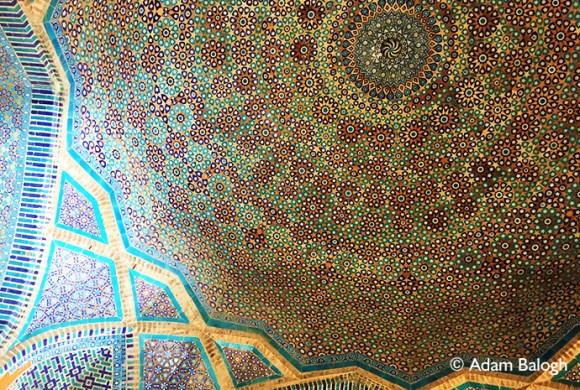 Shah Jahan Mosque Sindh Province Pakistan by Adam Balogh